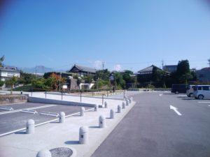 大手門公園駐車場