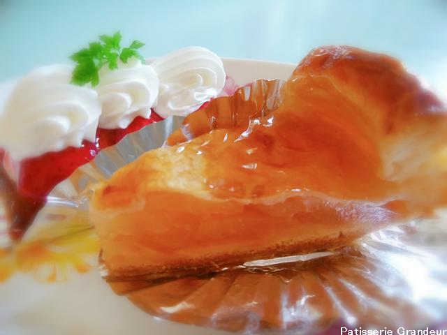 グランドールのアップルパイ