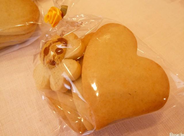 boucle焼き菓子