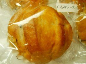 米粉パン くるみレーズン