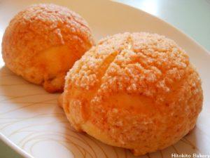 ヒトキトベーカリーメロンパン
