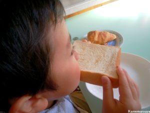 金桝屋の食パン