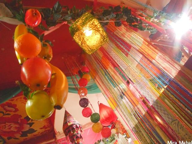 ミラマハル装飾
