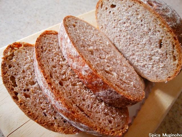 spica麦の穂のライ麦パン