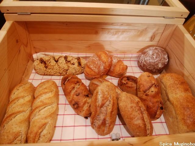 spica麦の穂のパン
