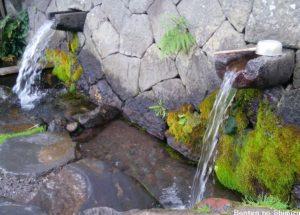 弁天の清水