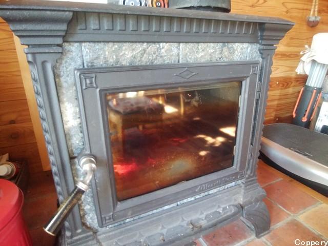 コッペリー暖炉