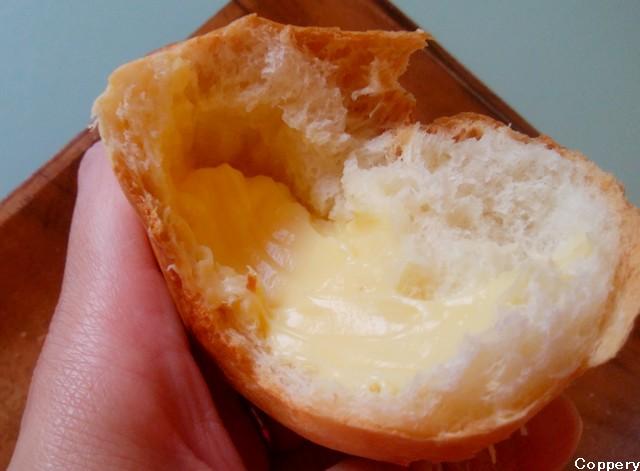コッペリ―クリームパン