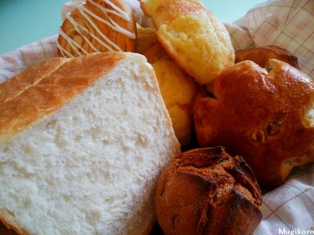 麦香炉パン
