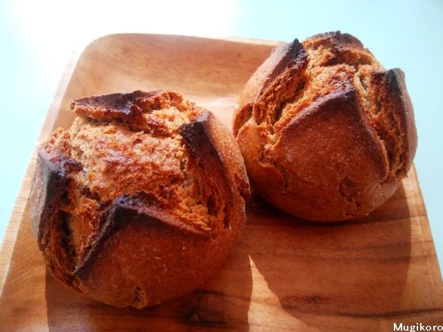 麦香炉ライ麦パン