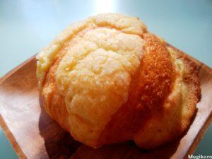 麦香炉メロンパン