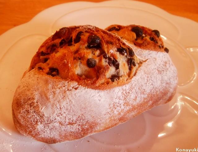 パン屋こな雪自家製酵母パン