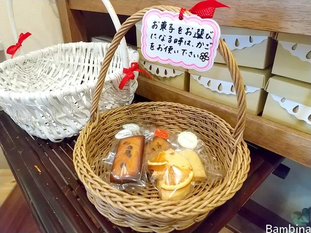 Bambinaバンビーナ焼き菓子