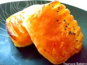 TSURUYAベーカリーさつま芋カスタードデニッシュ