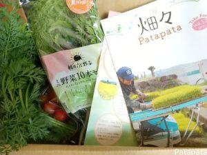patapata野菜ボックス