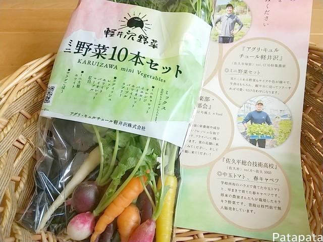 patapataカラフル野菜